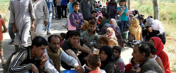 SYRIANS REFUGEES LEBANON