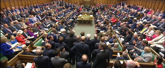 HOUSE OF COMMONS BRITAIN