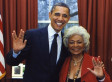 Obama & Nichelle Nichols Pose For 'Star Trek' Themed Picture (PHOTO)