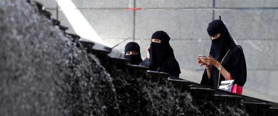 WOMEN SAUDIA ARABIA