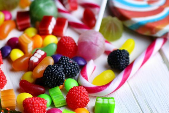 chewy fruit snacks