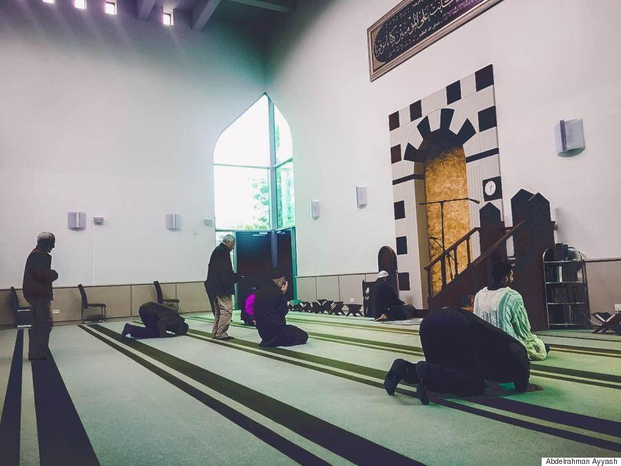 islamic center wolfspurg