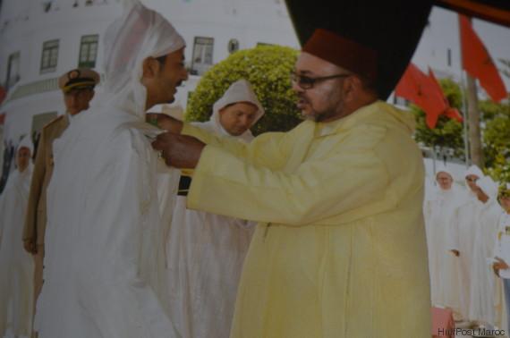 roi mohammed vi majid el bouazzaoui