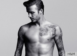 David Beckham Hm Ad