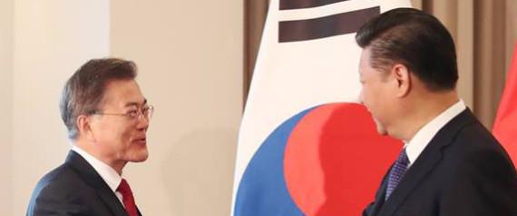 n XI KOREA large570 - Южная Корея и Китай