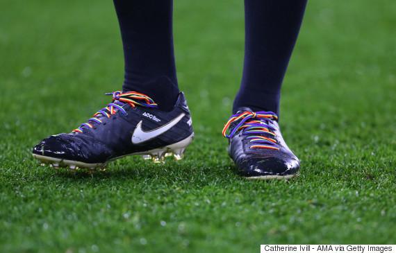footballer gay