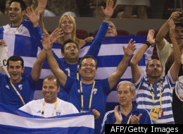Greek Debt Crisis Olympics