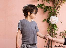 Eine Fotografin hat Kinder mit seltenen Erbkrankheiten portraitiert - das hat sie dabei gelernt