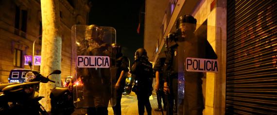 POLICE SPANISH