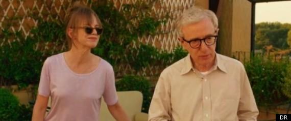 Woody Allen Rome