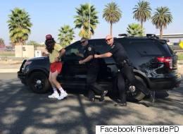 미국 캘리포니아주에 '포레스트 검프'가 나타났다