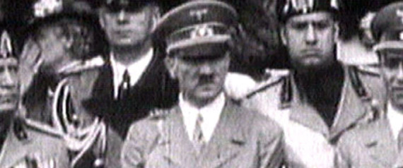 ADOLF HITLER FOOTAGE