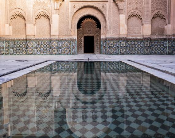 marrakech medersa