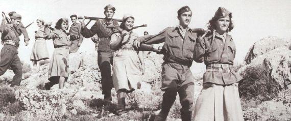 GREEK LIBERATING ARMY GREECE