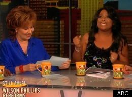 WATCH: Sherri Shepherd's Letter From Bill Clinton
