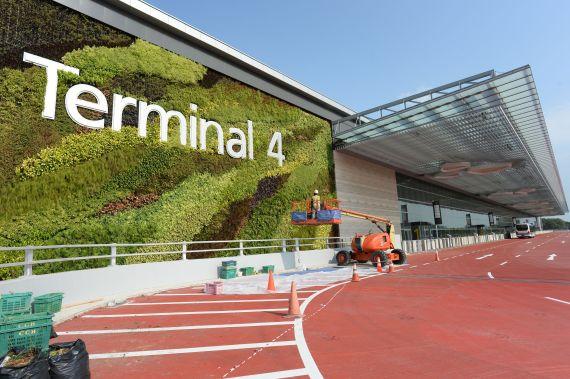 changi airport terminal 4
