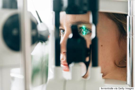 vision checkup