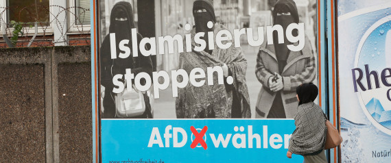 AFD GERMANY ELECTIONS