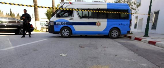 TUNISIA COPS BARDO
