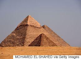 Τα μυστικά της Μεγάλης Πυραμίδας: Μυστηριώδες κενό στην Πυραμίδα της Γκίζας