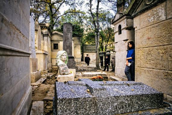cementery perelachaise