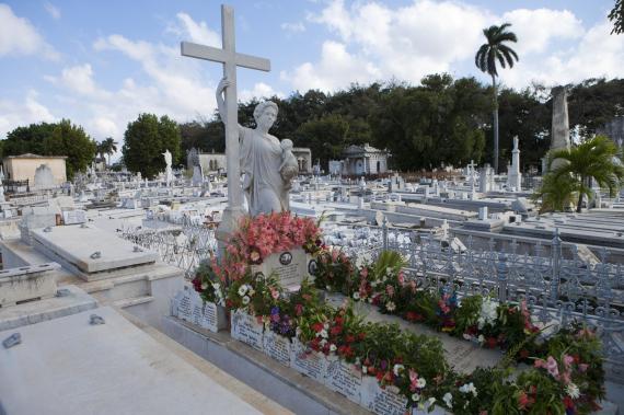 colon cemetery havana