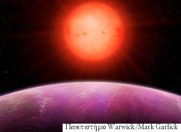 Ανακαλύφθηκε γιγαντιαίος πλανήτης «τέρας» που δε θα έπρεπε να υπάρχει