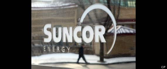 SUNCOR NEWFOUNDLAND SPILL CHARGES