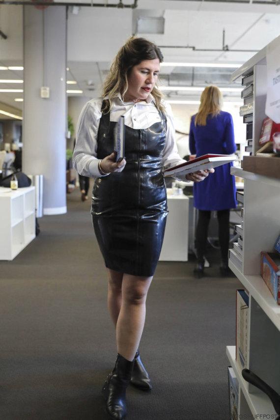 latex dress 5