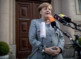 Merkel bricht ihr Schweigen zu Jamaika: