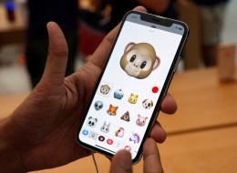 بالصور.. هذه طريقة استخدام Animoji في هاتف iPhone X