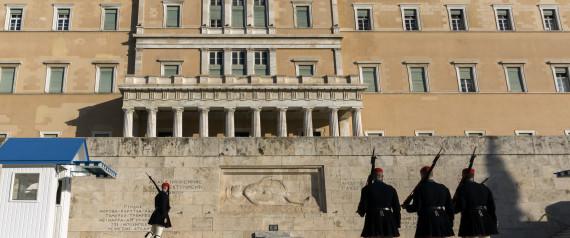 PARLIAMENT GREECE