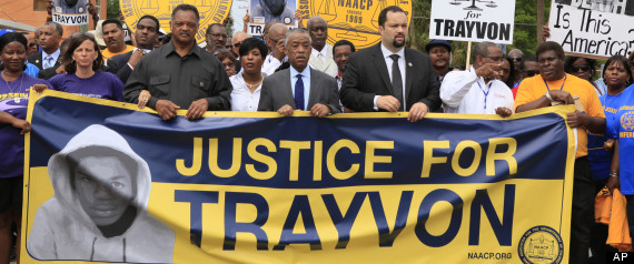 TRAYVON MARTIN CONGRESSIONAL BLACK CAUCUS