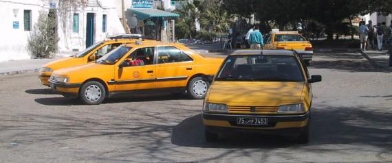 TAXI TUNISIA