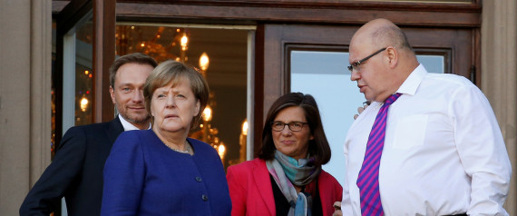 BERLIN FDP GREENS UNION