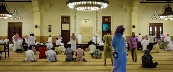 CLERGY IN SAUDI ARABIA