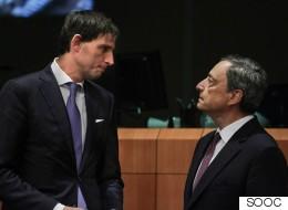 Παρέμβαση Ντράγκι στο Eurogroup για τα μη εξυπηρετούμενα και την αποχή των συμβολαιογράφων