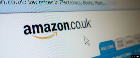 AMAZON PAYS NO UK CORPORATIONS TAX