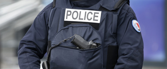POLICEMEN FRANCE