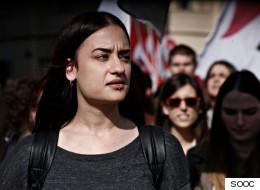 «Πουλήστε τα F-16 να πάρουμε βιβλία»: Η πορεία φοιτητών της Αθήνας σε εικόνες