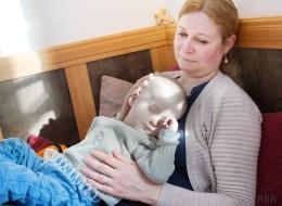 Dieser kleine Junge aus Bayern könnte sterben - jeder Einzelne von euch kann ihm helfen