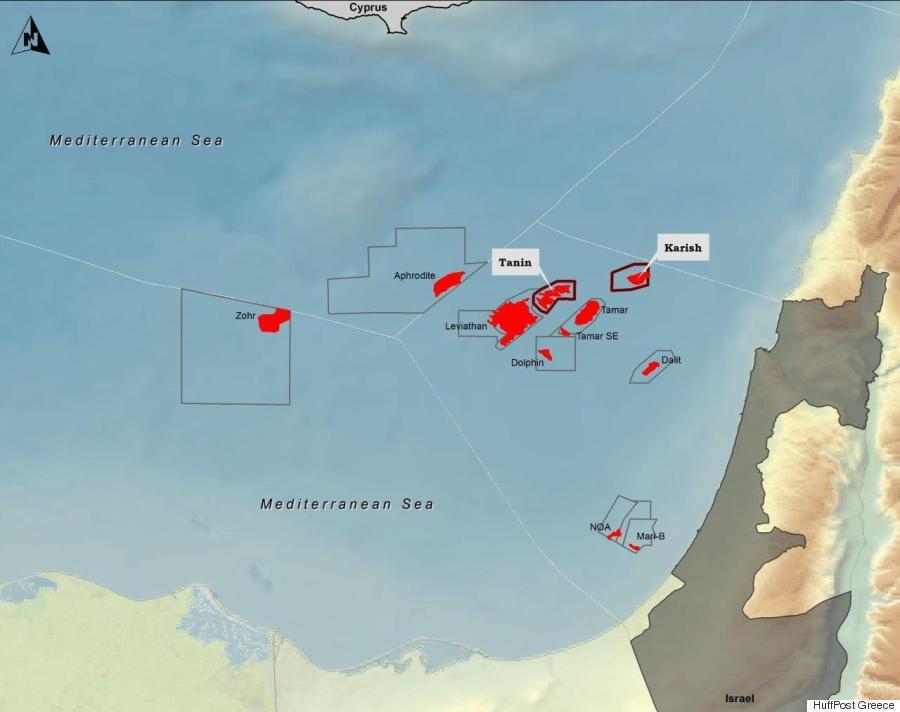 natural gaz eastern mediterranean
