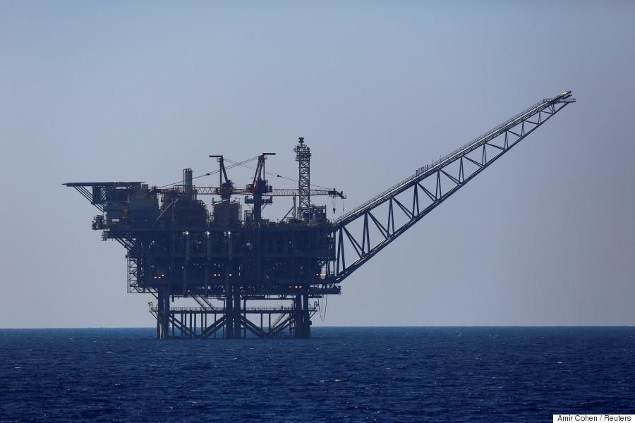 natural gas israel