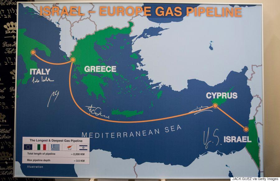 israel greece cyprus