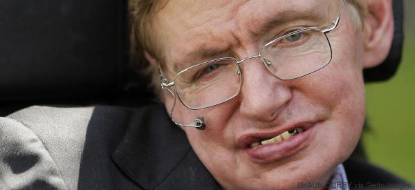 Stephen Hawking warnt vor einer neuer Lebensform:
