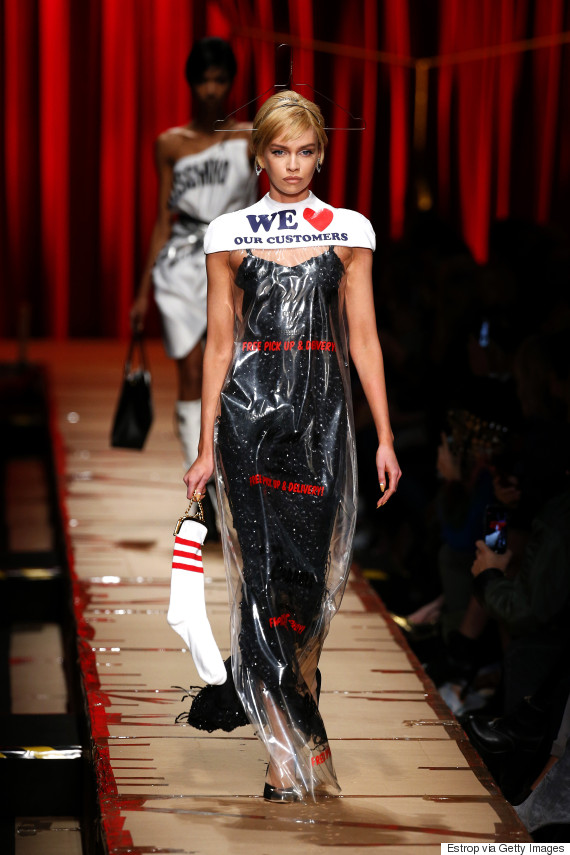 moschino fall winter