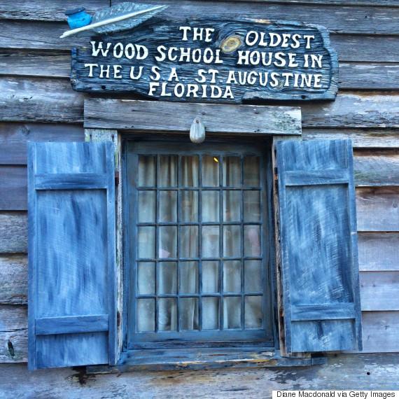 wooden school florida