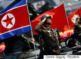 북한은 미국이 지적한 '인권유린'이 모략이라 본다