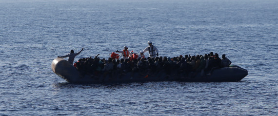 MIGRANTS SEA