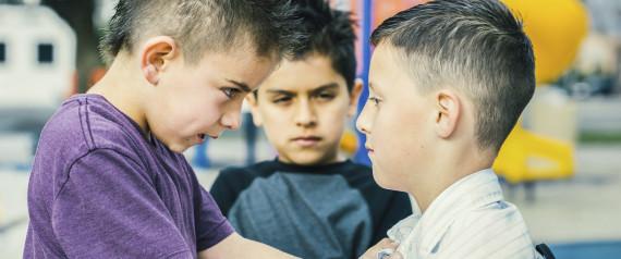 CHILDREN SCHOOL CONFLICT
